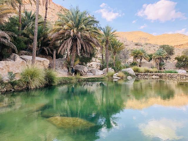 wadi oman water