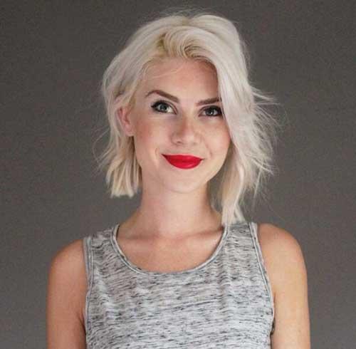 Pleasing Best Lauren Conrad Bob Hairstyle Idea 2015 Fashion Qe Hairstyles For Women Draintrainus