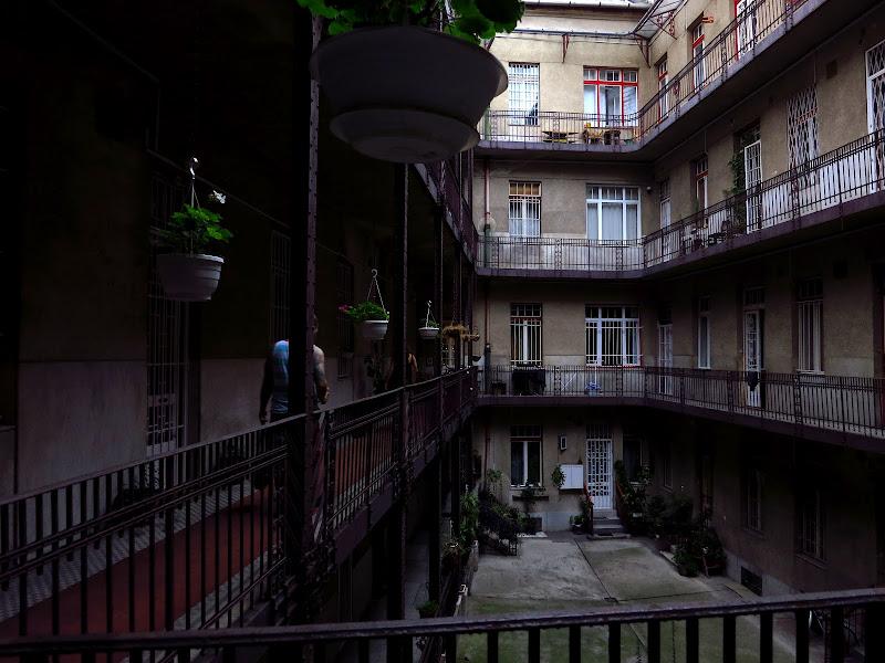 Mandala courtyard