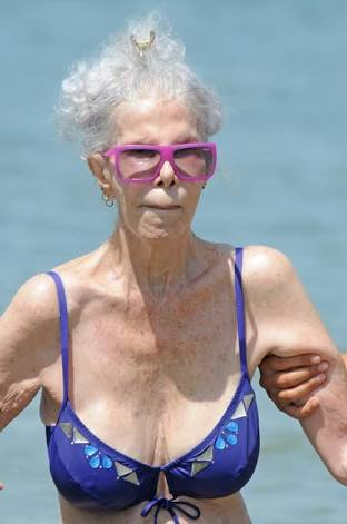 read something different would you marry this old lady for money