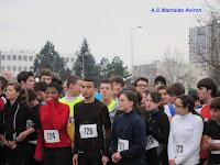 Cross des rameurs 2011 à Mantes-la-Jolie