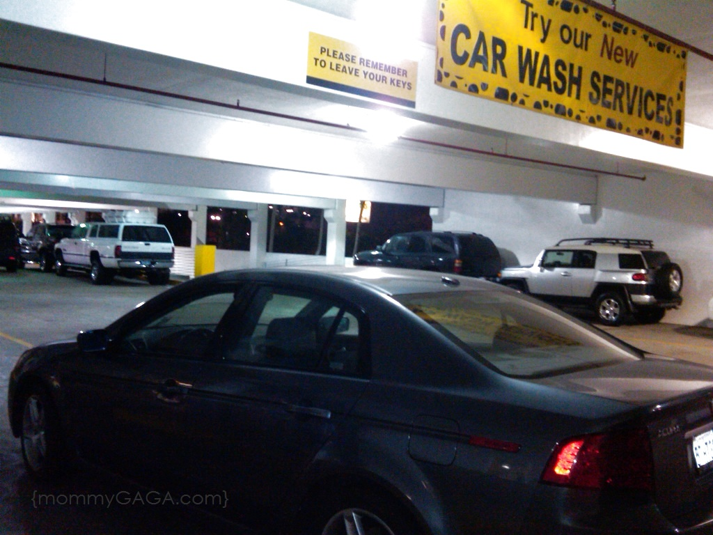 Can I Leave My Car At The Lax Airport