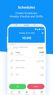 Oitchau – Time & Attendence 1.20.5.0 MOD + APK + DATA Download 1