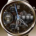OilCanX2-J Steampunk watchface icon