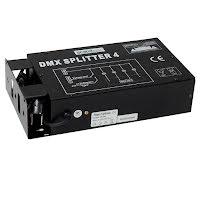 Scandlight DMX SPLITTER 4W