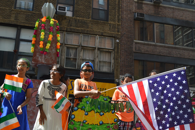 Telangana State Float at India Day Parade NY 2015 - DSC_0625.JPG