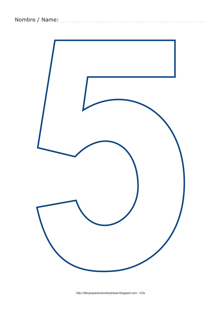 Letra el numero uno related keywords letra el numero uno - Colores para pintar ...
