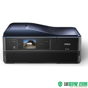 How to Reset Epson EP-904F flashing lights problem