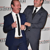 OIC - ENTSIMAGES.COM - Enzo Calzaghe and Joe Calzaghe at the  Mr Calzaghe - gala film screening in London 18th November 2015Photo Mobis Photos/OIC 0203 174 1069