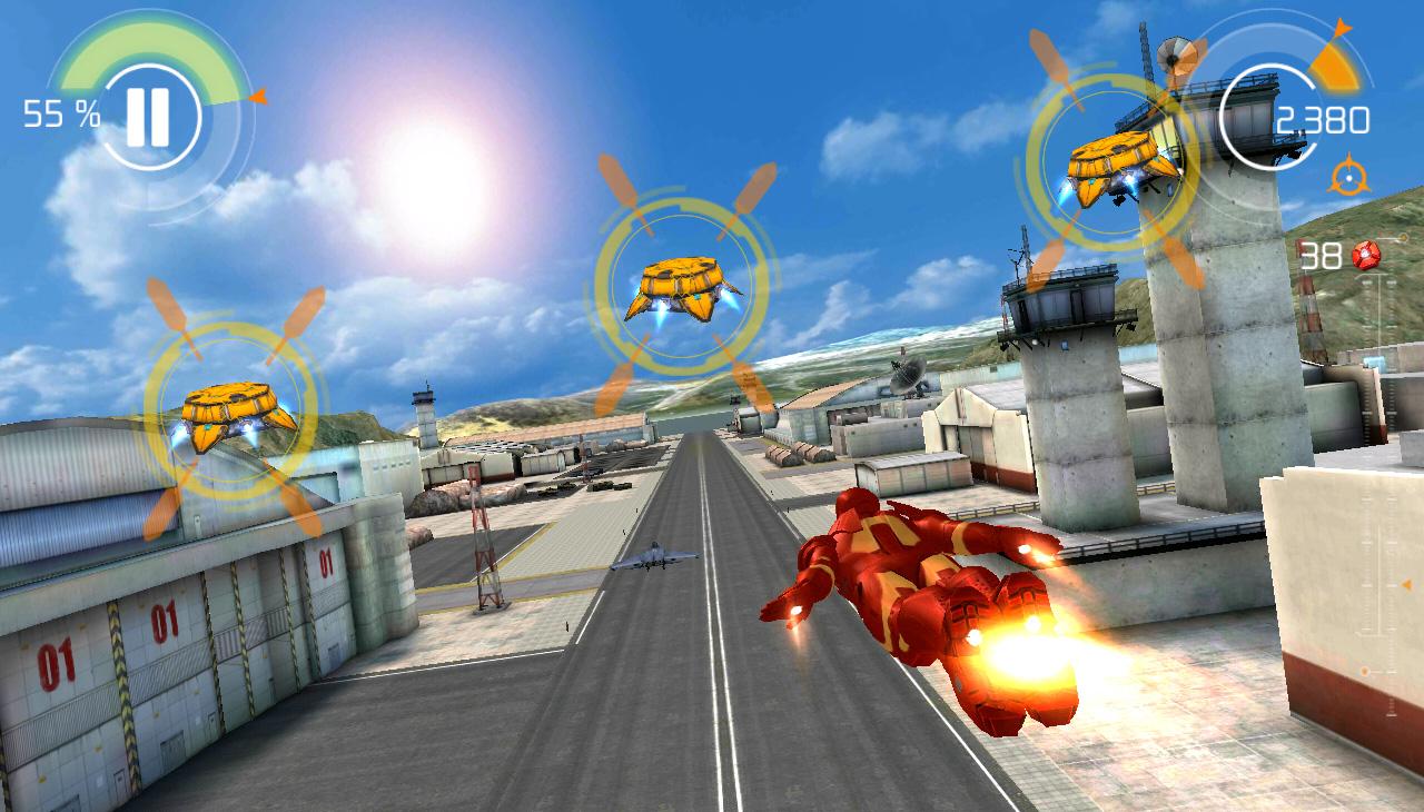Iron Man 3 được Gameloft phát hành miễn phí 6