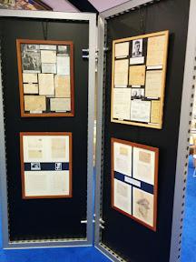Brieven en documenten van Enscheders die om diverse redenen in Nazi kampen hebben gezeten.