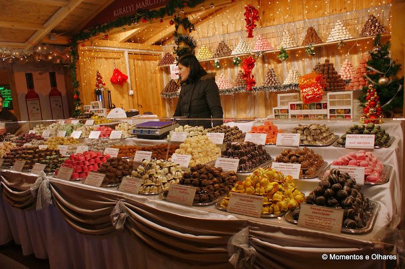 Budapeste, Feiras de natal