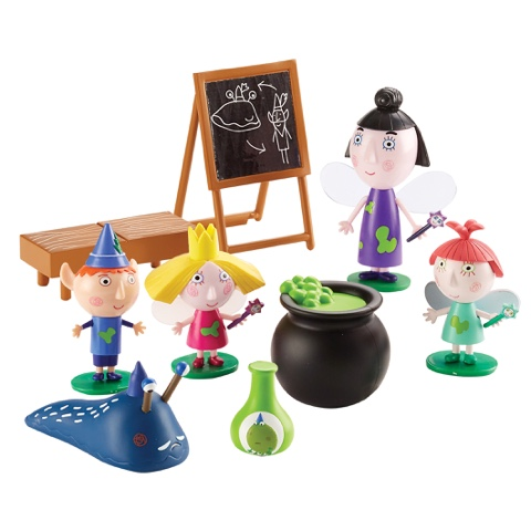 Ben and Holly Magical Playground Playsets