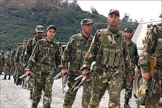 Jijel, Batna ET Adrar: L'offensive de l'armée.