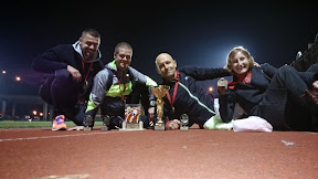 Warsaw Track Cup 2014