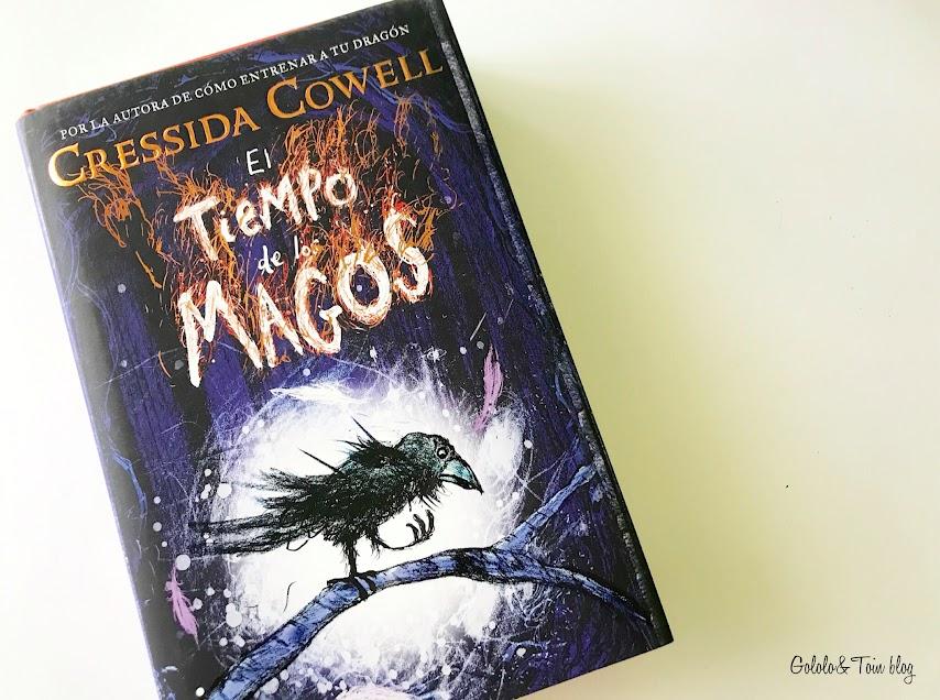 Saga El Tiempo de los Magos Cressida Cowell
