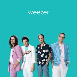 CD Weezer - Weezer (Teal Album) (Torrent) download