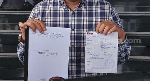 ICW Laporkan Firli Bahuri ke Dewas Soal Kasus Helikopter, Begini Reaksi KPK