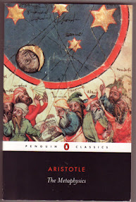 Cover of Aristotle's Book Metaphysics