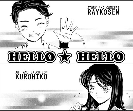 Hello★Hello Silent Manga by RAYKOSEN and KUROHIKO