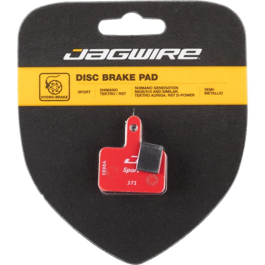 Jagwire Mountain Sport Disc Brake Pads for Tektro Disc Brakes