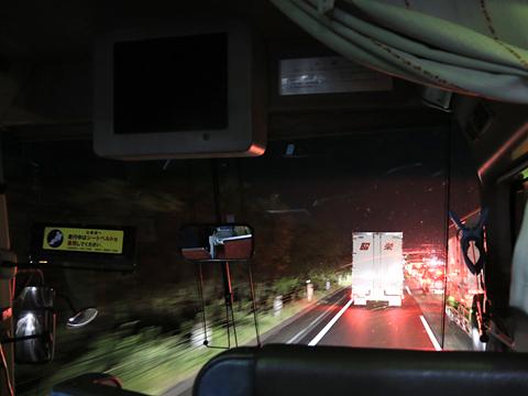 名鉄バス「名古屋~新潟線」 2801 車窓 その5