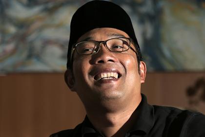 Ridwan Kamil Coba Makan Mi Instan dan Telor 20 Menit: Ngos-ngosan