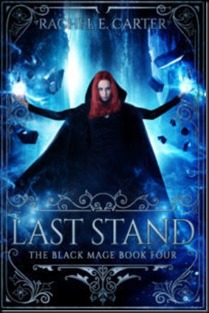 Last Stand  (The Black Mage #4)