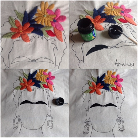 Tote-bag-Frida-bordado-pintado-handmade