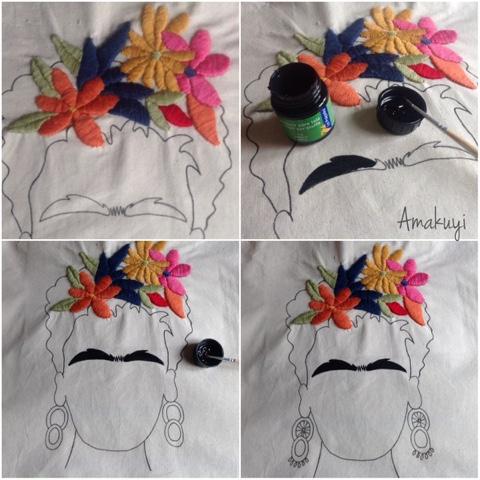 Tote-bag-Frida-bordado-pintado-handmade