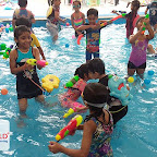 Water Play Activity by Grade I at Witty World, Chikoowadi (2017-18)