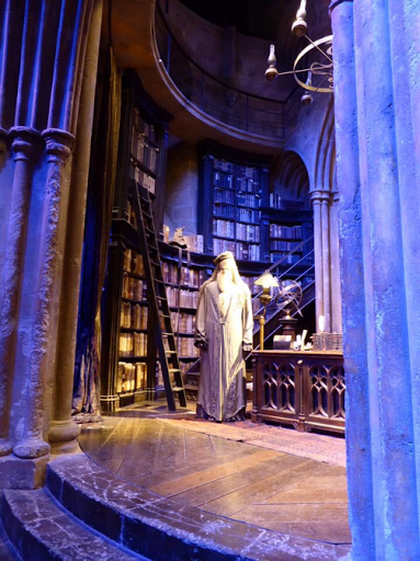 Dumbledores's Office Harry Potter