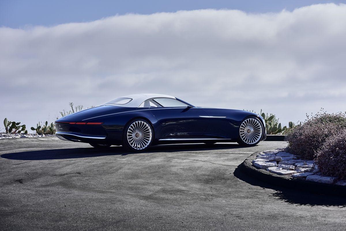 Mercedes-Benz - Maybach Vision 6 Cabriolet Concept