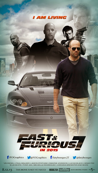 The fast and Furious 7 - Bặng cướp tốc độ 7