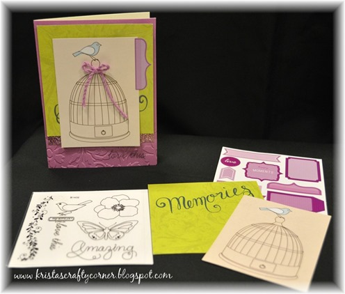 My Crush_blog hop_bird  birdcage card_contents