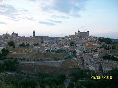 Visita a Toledo Nocturno 2010