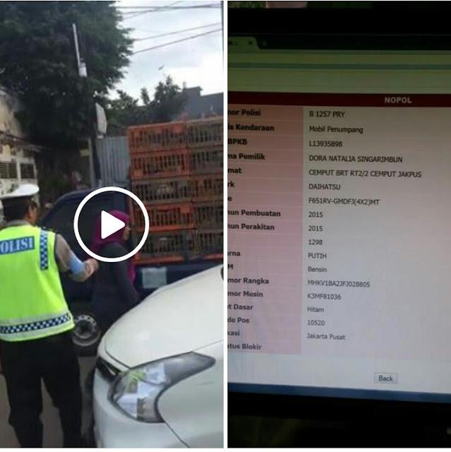 Telah terjadi pemukulan/pencakaran terhadap anggota Polisi Sat Lantas. Kejadian hari Selasa tanggal 13 Desember 2016 sekitar pukul 09.00 WIB. Kejadian terhadap anggota Sat Lantas BKO Trans Jakarta yang sedang melaksanakan tugas di depan Santa Maria Jl.Jatinegara Barat.
