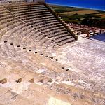 Autour de Limassol : Kolossi et Kourion (Chypre)