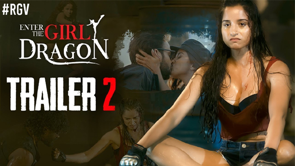 Enter The Dragon Girl