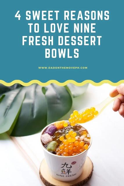 Nine Fresh dessert bowls review