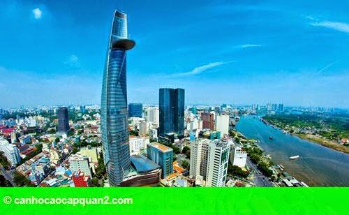 Hình 1: Bất động sản TP Hồ Chí Minh 'tăng nhiệt'