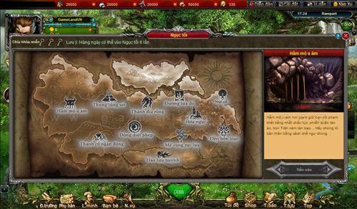 Fan của Heroes III nói gì về webgame Thánh Chiến? 2