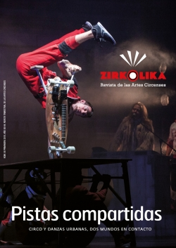 Nuevo número de la revista ZIRKOLIKA