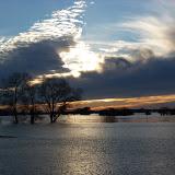 Hoogwater 29 december 2012