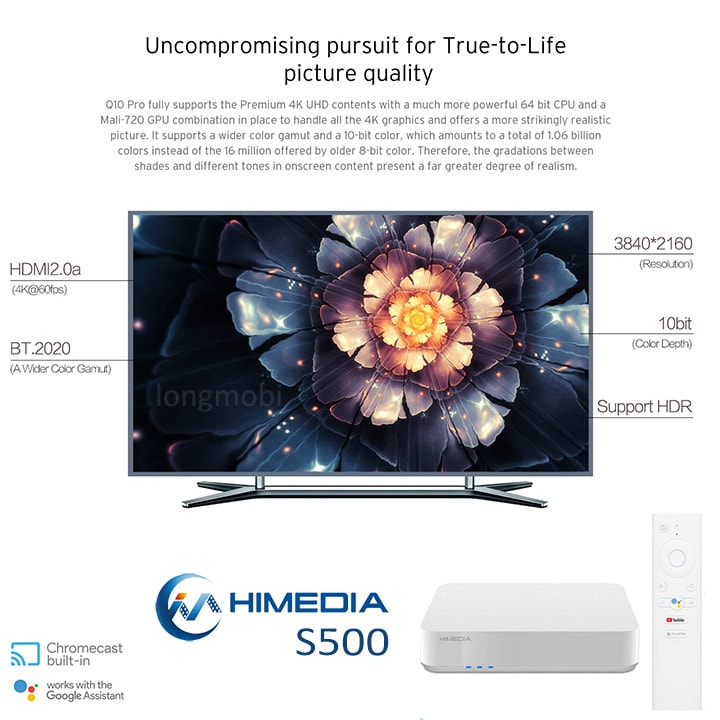 himedia s500