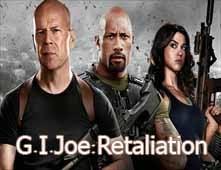 مشاهدة فيلم G.I. Joe: Retaliation بجودة DVDRip