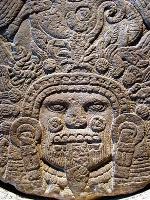 Goddess Tlalteuctli Image