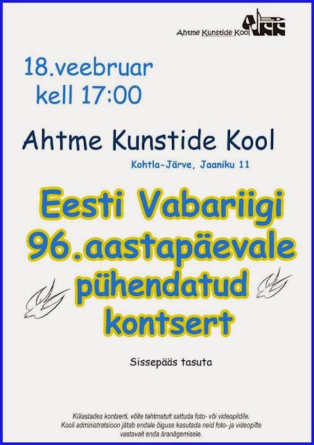 18.veebruaril Eesti Iseseisvuspäevale kontsert - Afiska_est.jpg