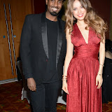 OIC - ENTSIMAGES.COM - Mason Smille and Xenia Tchoumitcheva at the 11th Annual Screen Nation Film & Television Awards in London 15th February 2015 Photo Mobis Photos/OIC 0203 174 1069