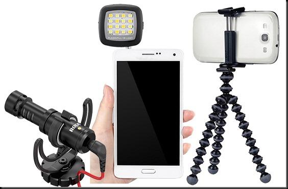 alat bantu untuk shooting video youtube